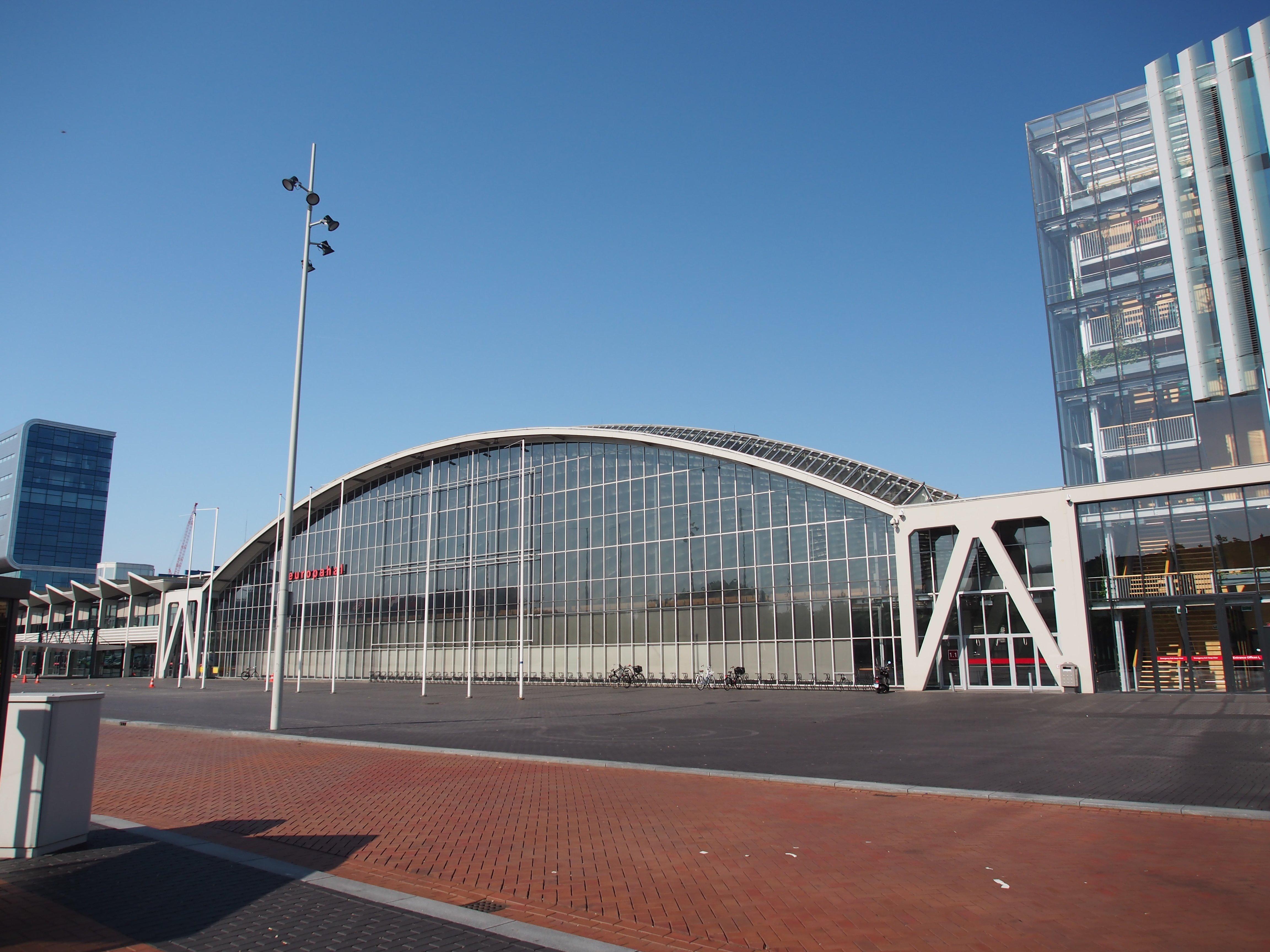 Europaplein,_RAI,_Amsterdam_pic2