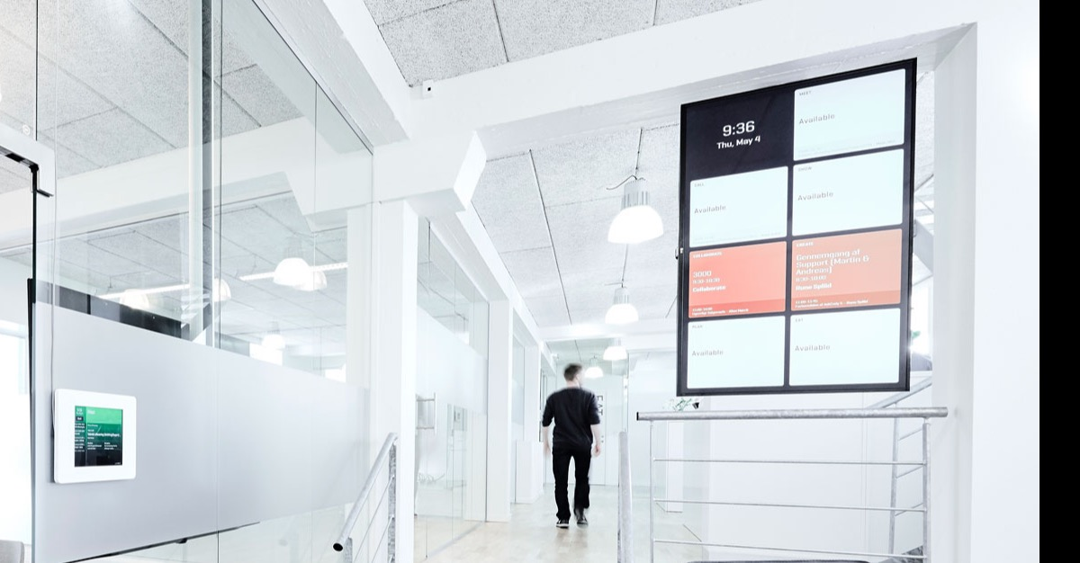 Meeting Room Display 2