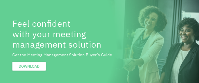 Meeting Management Buyers Guide