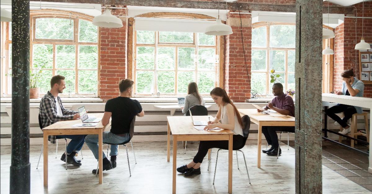 budget shared workspace