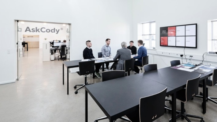 Intelligent Design Of Meeting Rooms In A Modern Workspace